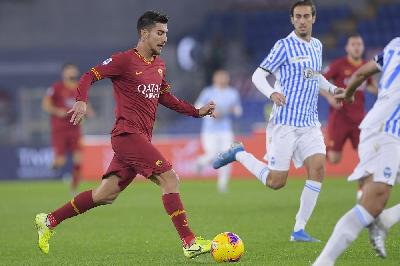LIVE - Roma-Spal 0-1 all'intervallo: decide un rigore di Petagna