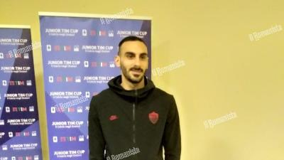 VIDEO - Junior Tim Cup, Zappacosta:
