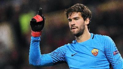 Transfermarket: Alisson is going to say