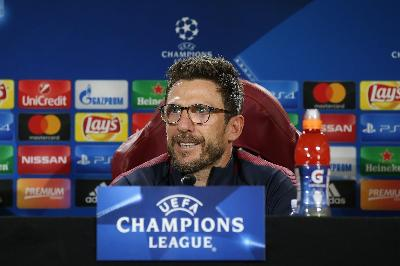 Liverpool-Roma, Di Francesco: