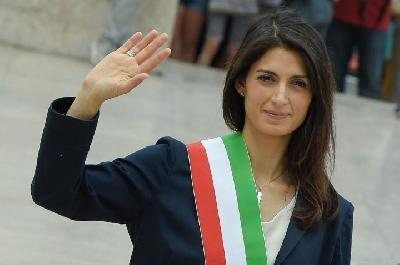 Liverpool-Roma, Virginia Raggi: