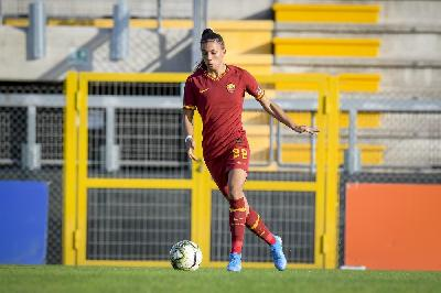 VIDEO - Roma Femminile, Bonfantini: