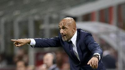 Inter, Spalletti: