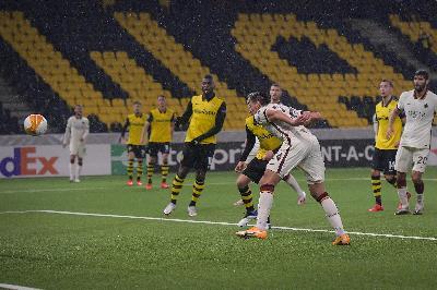 Roma-Young Boys: per il primo posto nel girone e per riscattare Napoli