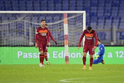 Coppa Italia, Roma-Spezia: ufficiale lo 0-3 a tavolino