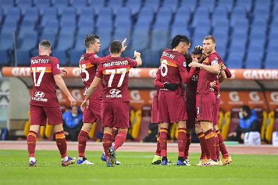 Roma, obiettivo 37 punti al giro di boa: solo 4 volte è andata meglio in 12 anni