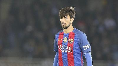 André Gomes (Foto Sync)