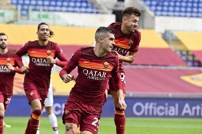 FOTO - Mancini esulta: