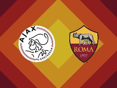 Ajax-Roma: le probabili formazioni e dove vederla in tv