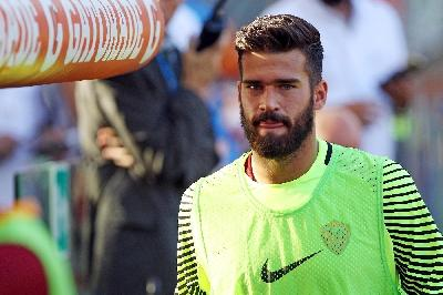 [VIDEO] Alisson: