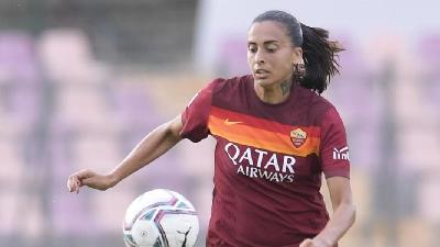 Roma Femminile, a Firenze sfida tra big. Out Baldi e Andressa