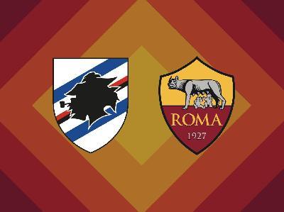 Sampdoria-Roma: le probabili formazioni e dove vederla in tv